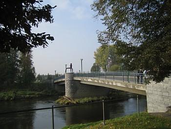Florian-Geyer-Brücke Cham Bayerischer Wald