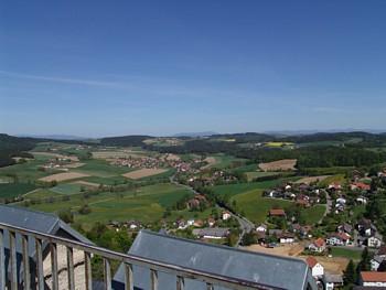 Ausblicke im Bayerischen Wald
