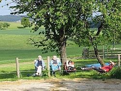 entspannter Urlaub auf dem Bauernhof Bayerischer Wald