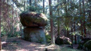 wanderurlaub-bayerischer-wald-schwammerlstein